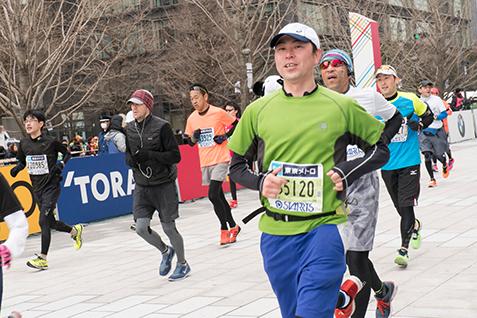 東京マラソン財団