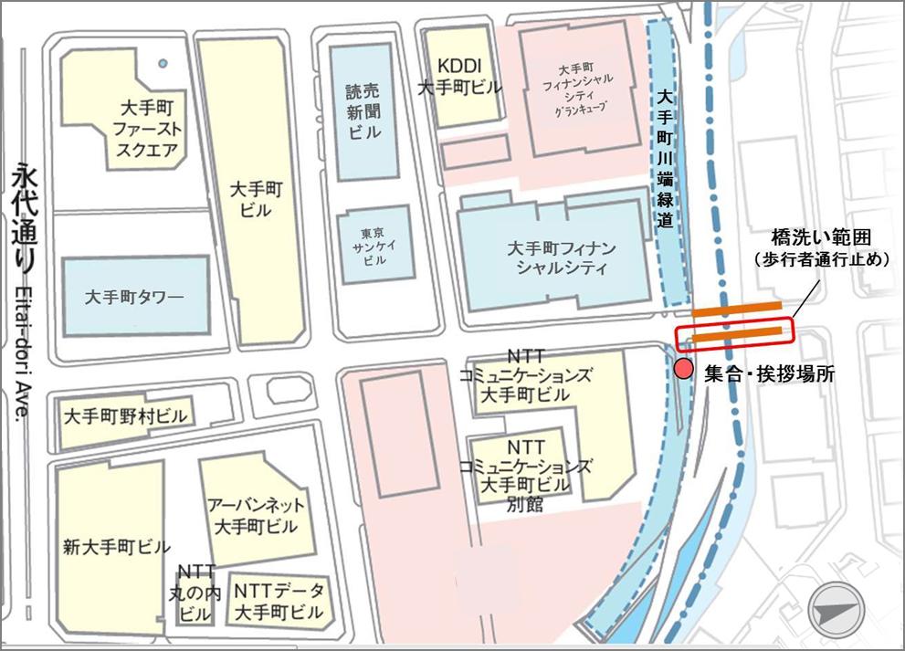 鎌倉橋橋洗いマップ